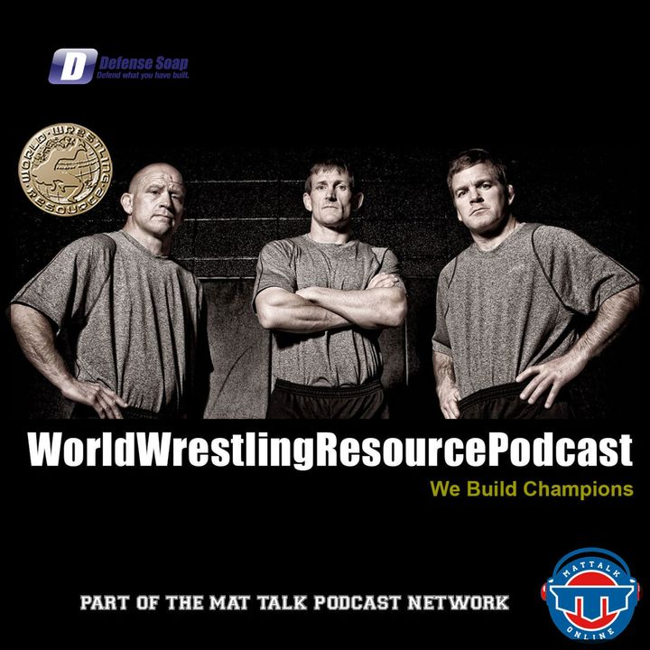 Discussing diversity, opportunity, and small college wrestling with coaches LeRoy Gardner and Robert Hemingway - WWR68