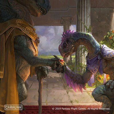#Keyforge Vault Tour Forth Worth or Tribute is Overpowered