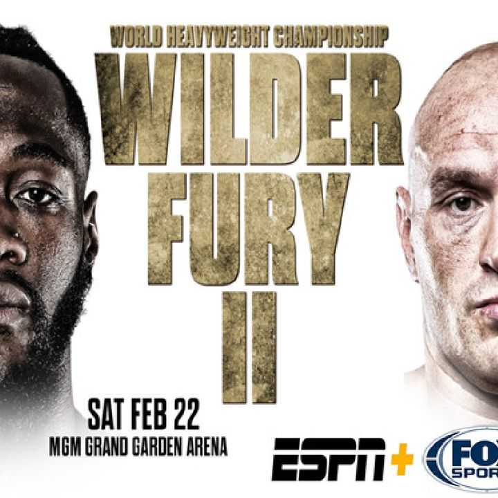 Preview Of The Huge WBC Heavyweight Titlefight For The Lineal Fight Between Deontay Wilder - Tyson Fury Live On All PPV Platforms!Cant Miss!