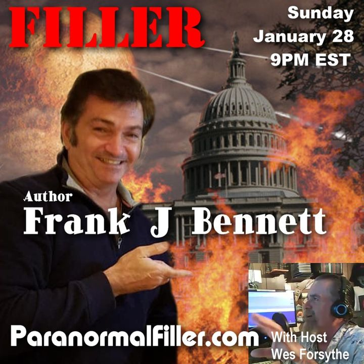 Frank J Bennett On Paranormal Filler