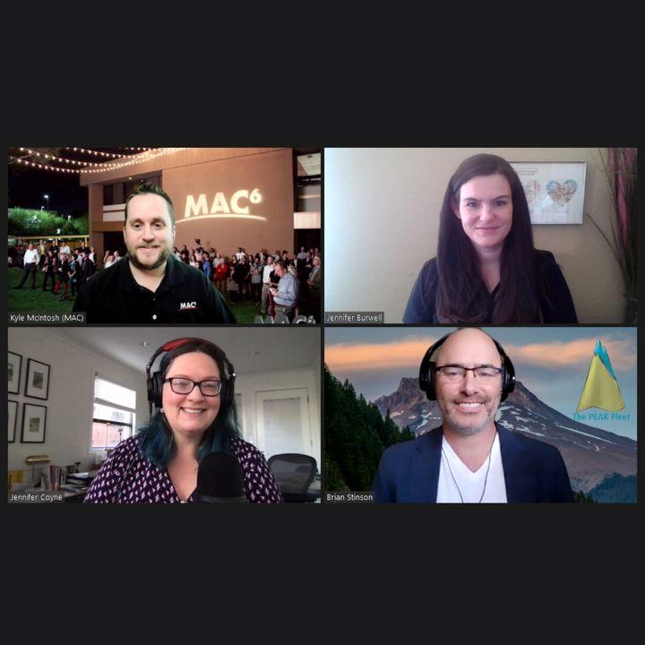 The Future of Team Health with Jen Coyne and Brian Stinson E19