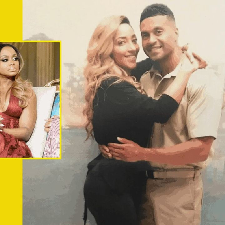 Phaedra Parks Of Housewives Of Atlanta Ex, Apollo Nida Will Be Released From Prison
