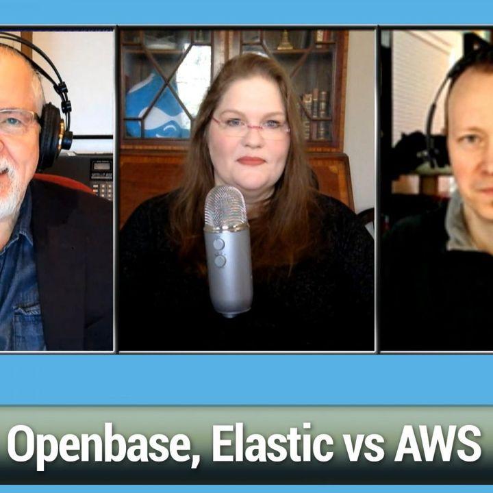 FLOSS Weekly 614: Ethics and Open Source - Openbase, Elastic vs AWS