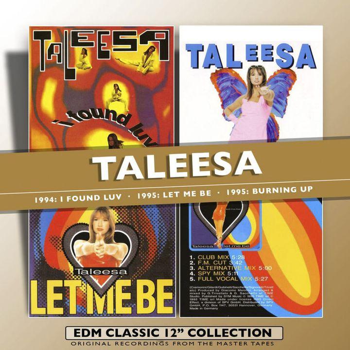 Taleesa - Burning Up (Extended Mix)