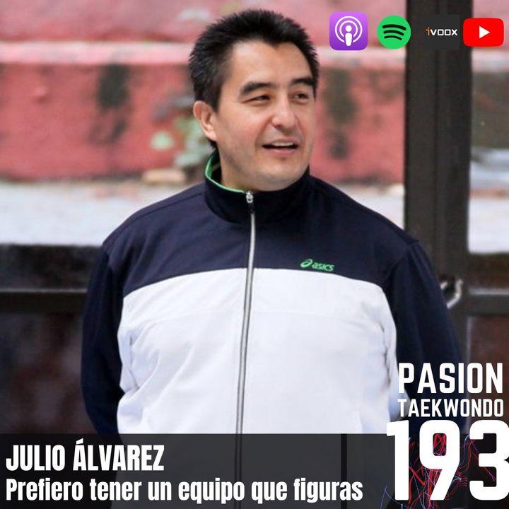 Julio Álvarez: Prefiero tener un equipo que figuras