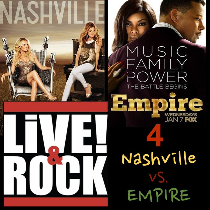 Episode 4: Nashville Vs. Empire