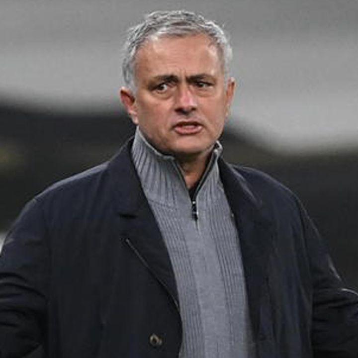 Via dal Tottenham, Mourinho è meno Special