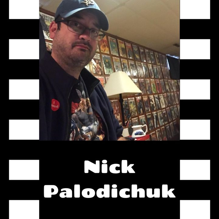Nick Palodichuk from the St Paul Filmcast Talks Movies, Comics, & the Impact of Covid19 on Both