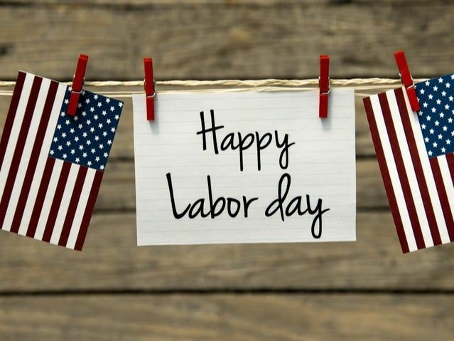 Labor Day Memories