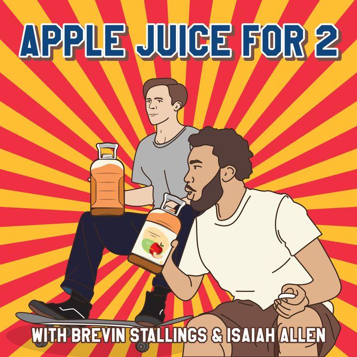 Apple Juice For 2 Ep #14 - WE'RE BACK BABY!! Update On Sunroom Studios LLC & Tik Toks!