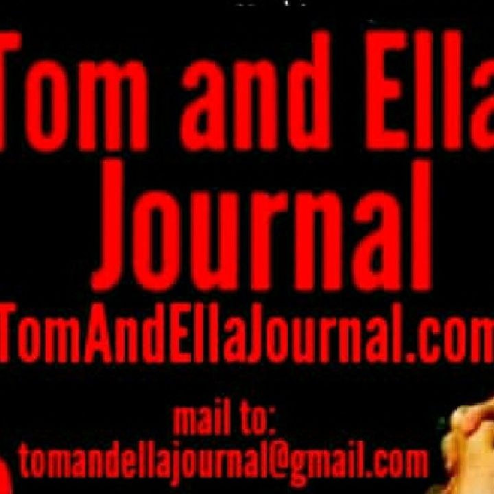 Tom and Ella Journal March 28,2020