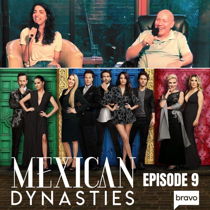 """Tv Episodio 9 de Dinastías Mexicanas """"The Runaway"""" - Comentario de David Hoffmeister con traducción al Español"""