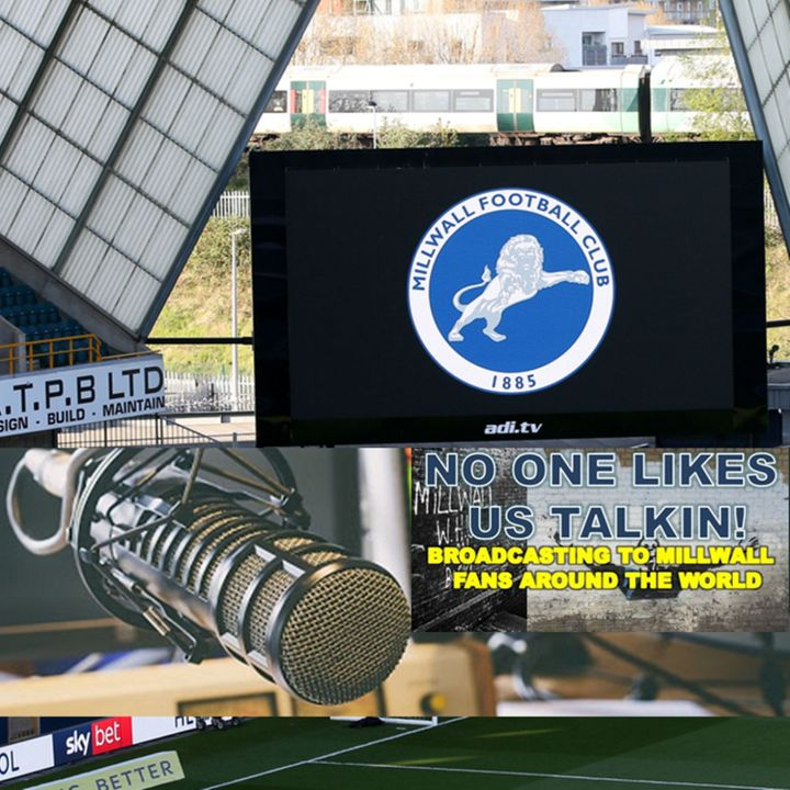 OUR MILLWALL FANS SHOW - Topical Weekly Talks