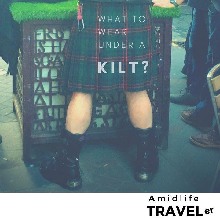 What does a Scotsman Wear Under His Kilt?