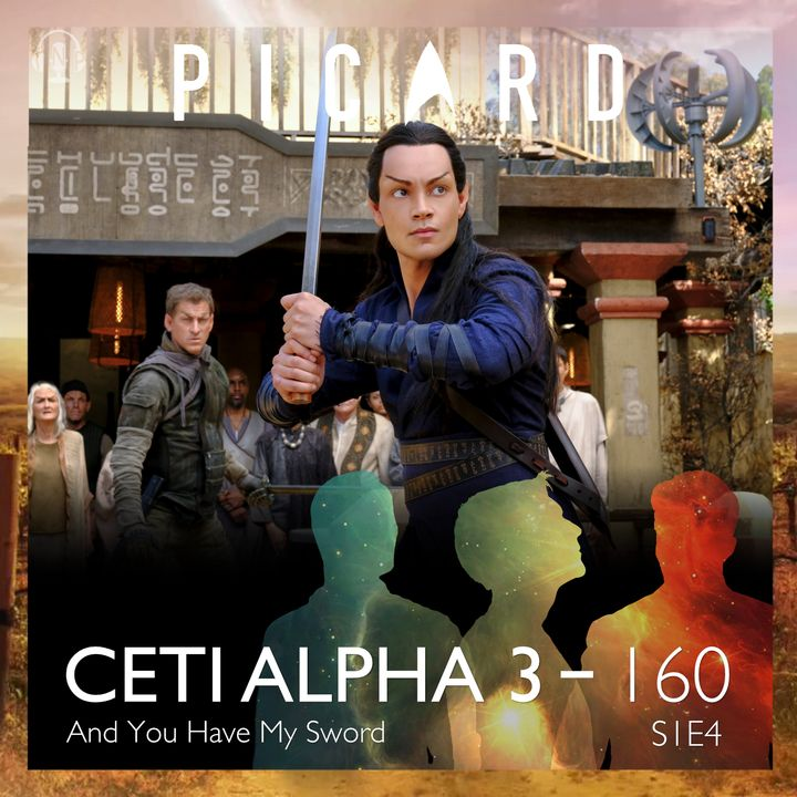 160 - And You Have My Sword