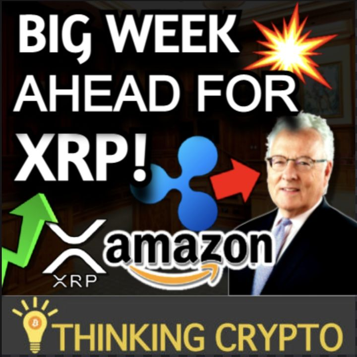 Ripple XRP William Hinman Deposition This Week & New Amazon Crypto News!