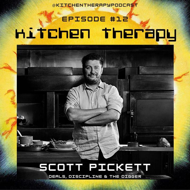 Kitchen Therapy: The Scott Pickett Files