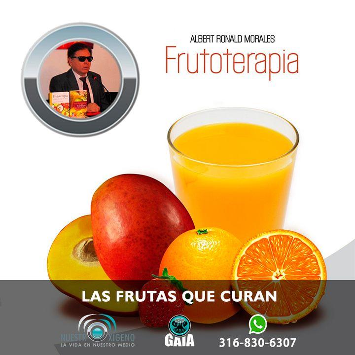 NUESTRO OXÍGENO Frutoterapia-Las frutas que curan - Albert Ronald Morales