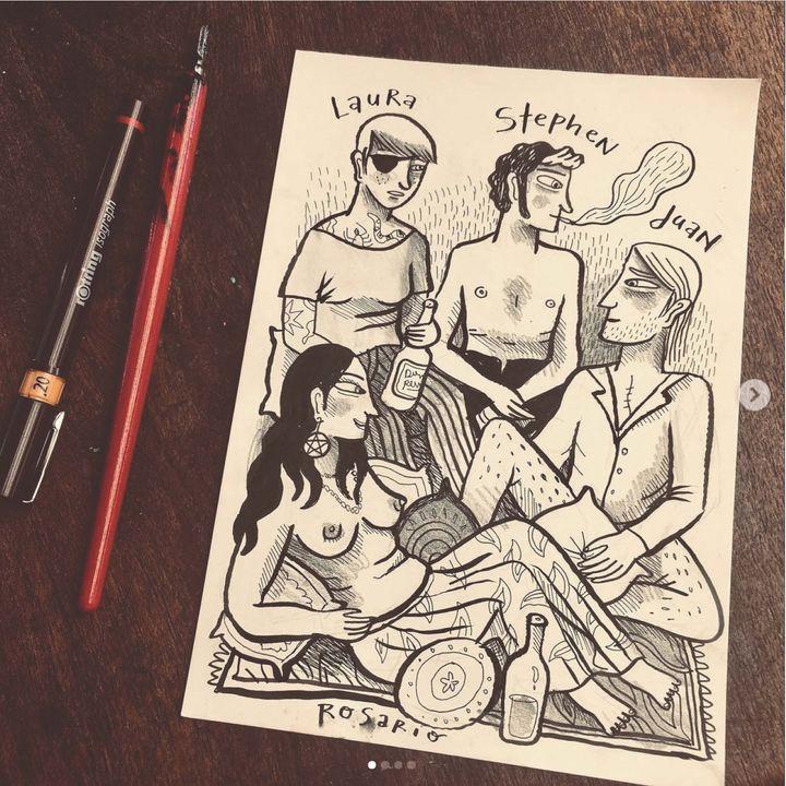 Episodio uno: «Nuestra parte de noche» de Mariana Enriquez.