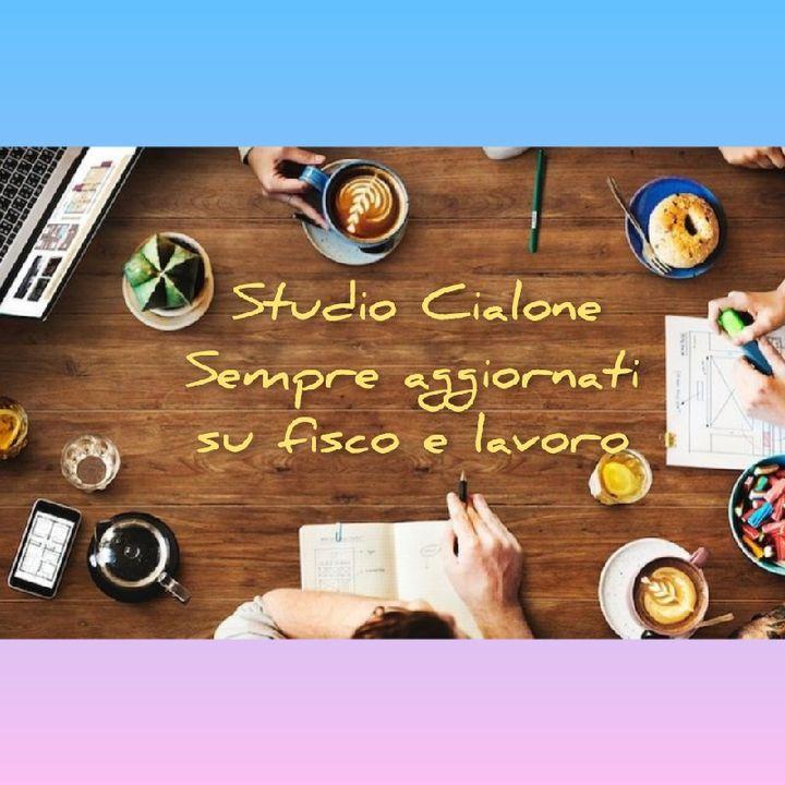 Studio Cialone - Nuovo Protocollo Misure Anti-Covid In Azienda 2021.