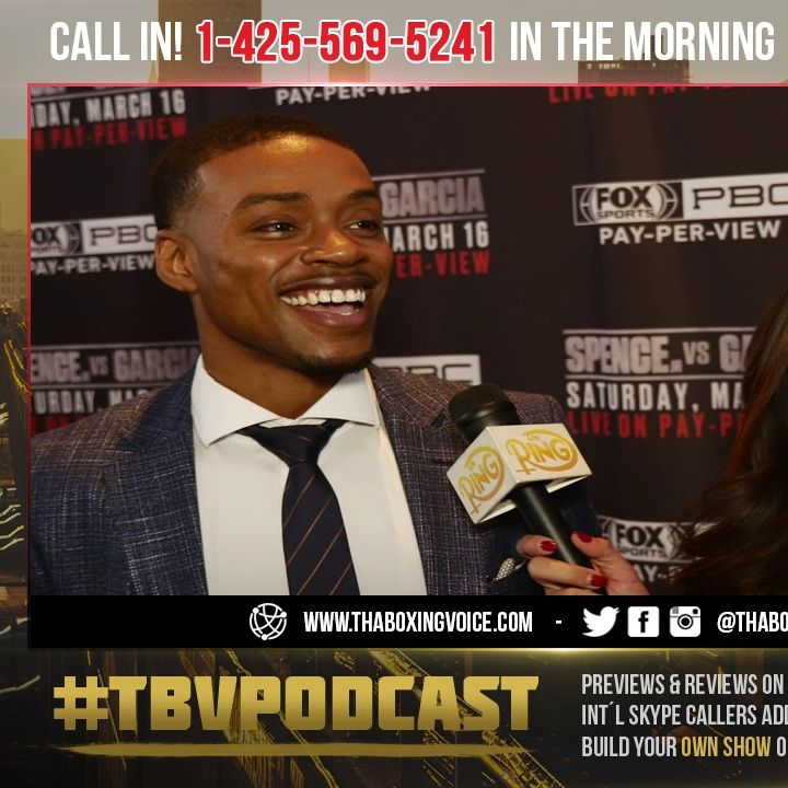 ☎️Errol Spence Jr LISTENED🎧👂🏾and Reacts🤣to Maurice Lee Allegations of 10 Million Dollar Fight😂