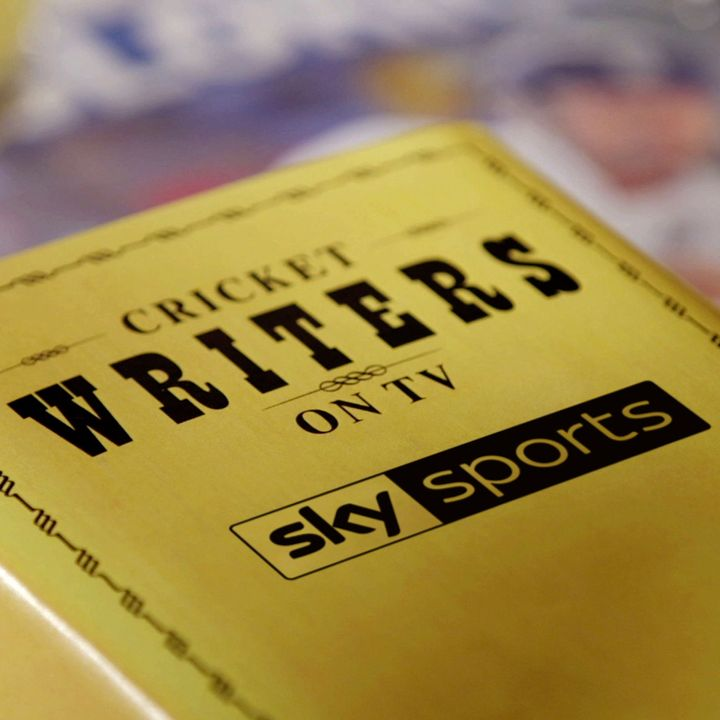 Cricket Writers Podcast - Sky Sports