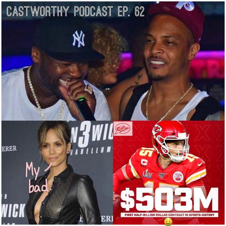 """Cast Worthy Podcast Episode 62: """"I apologize!"""""""