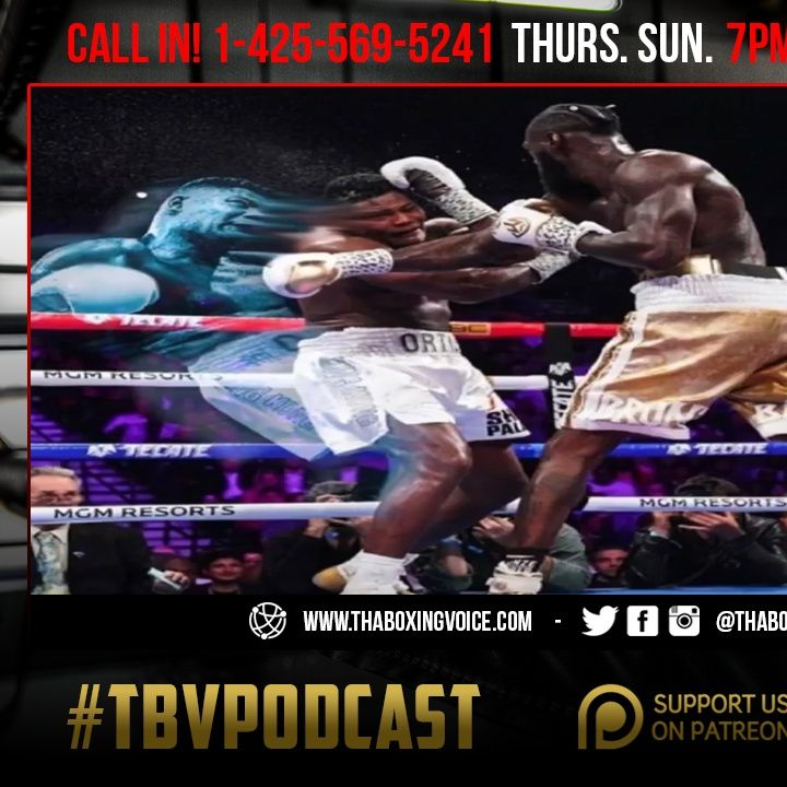 ☎️Deontay Wilder's One-Punch Knockout of Luis Ortiz🔥Sakes Claim to Best Heavyweight of Decade❓