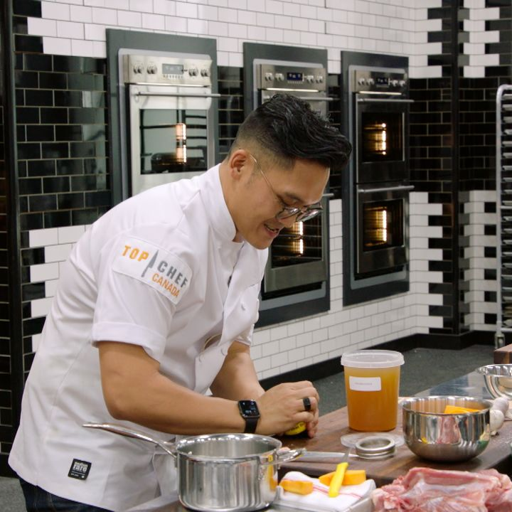 Compelling Canadian food news and dissecting the first episode Top Chef Canada season six