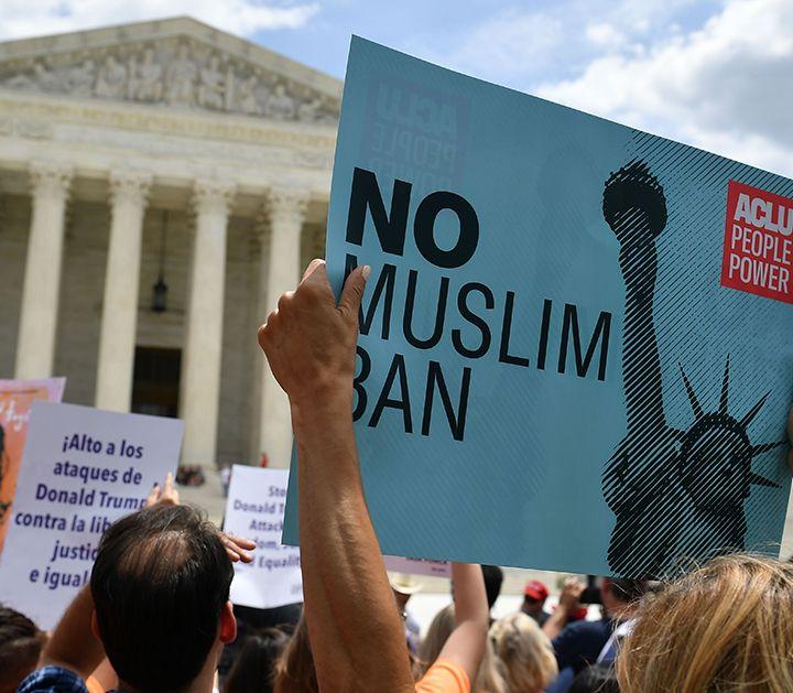 Islamic Organization On Travel Ban Ruling: 'Dark Day' In US History