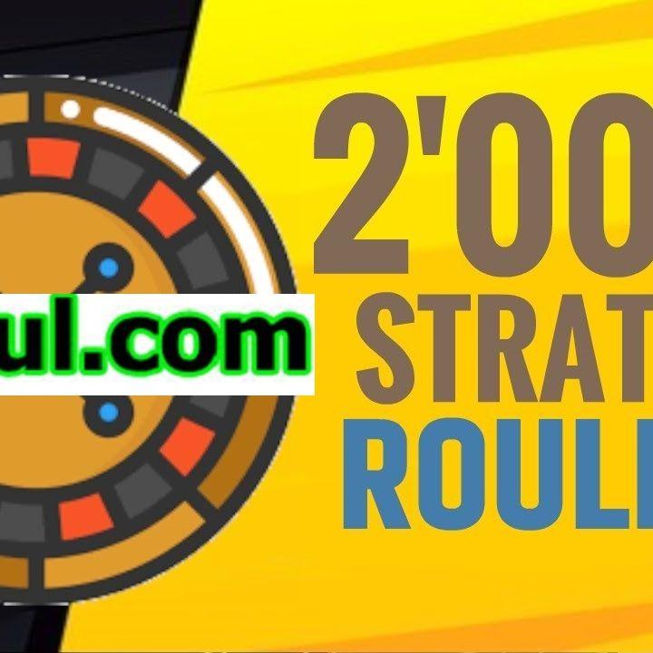 Sistema Roulette Vincente 2019 2020 2021 2022 2023 2024 2025 - 03