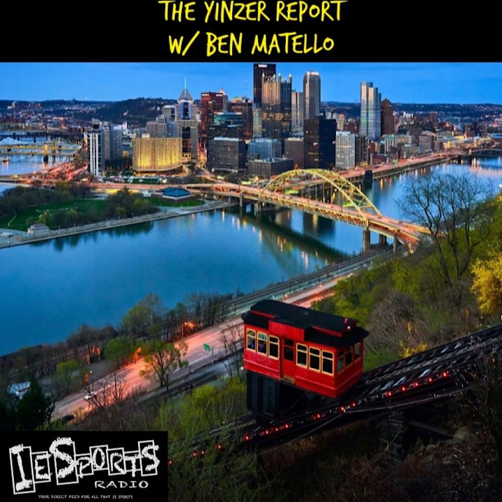 The Yinzer Report-Episode 17