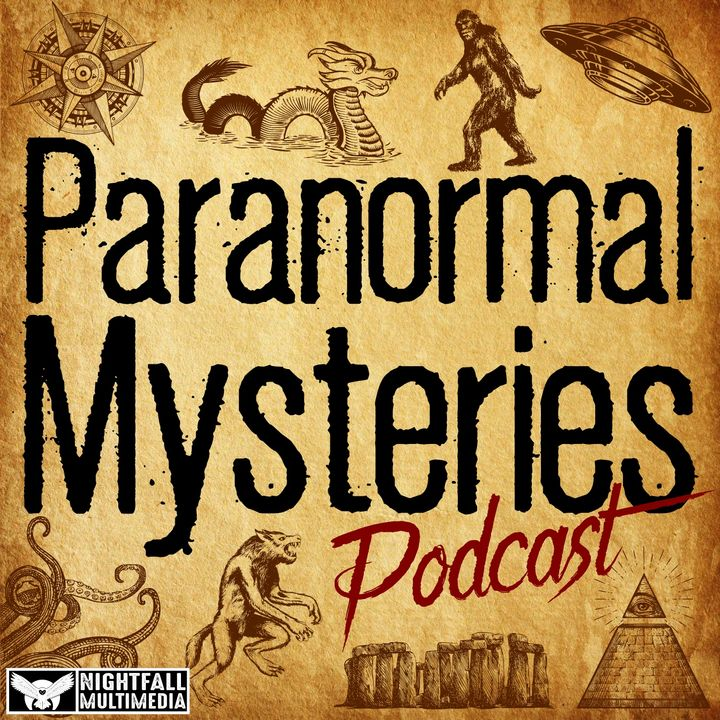 #153 | A Haunted Apartment, Phantom Whispers & A Ghost Dog