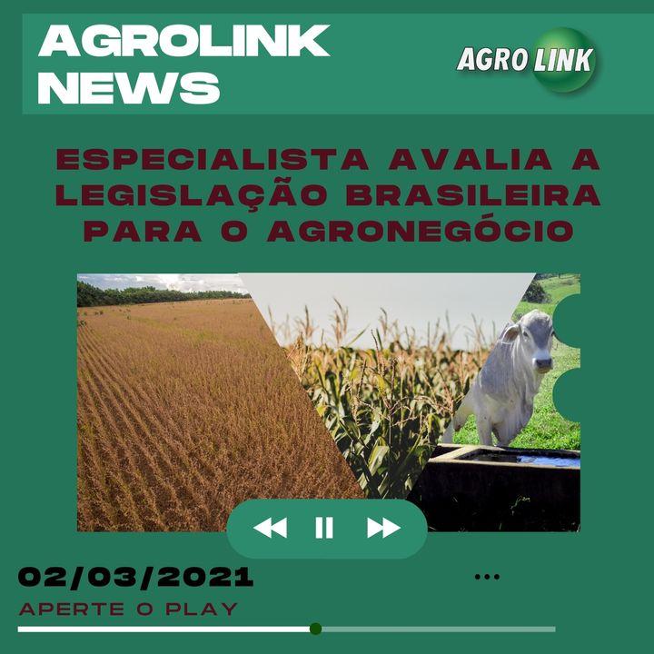 Agrolink News - Destaques do dia 02 de março