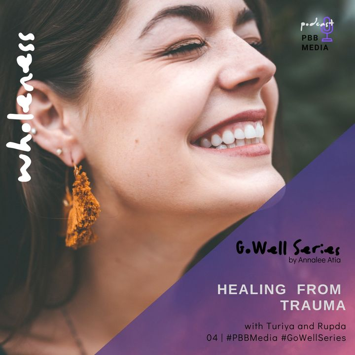 Turiya Hanover & Rupda on Healing Trauma through the Nervous System.