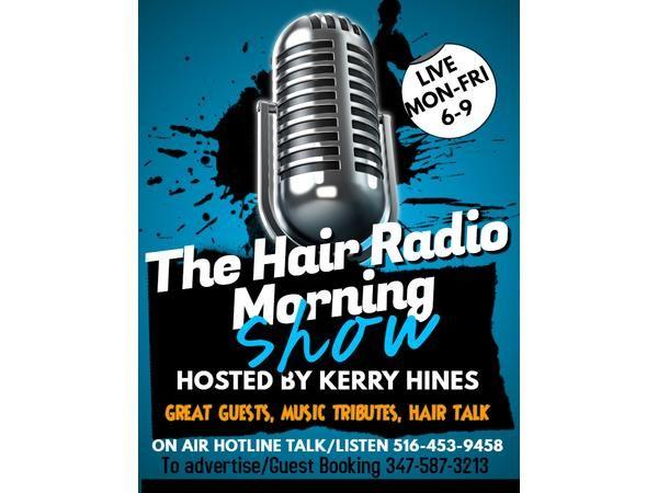 The Hair Radio Morning Show #448  Tuesday, May 12th, 2020