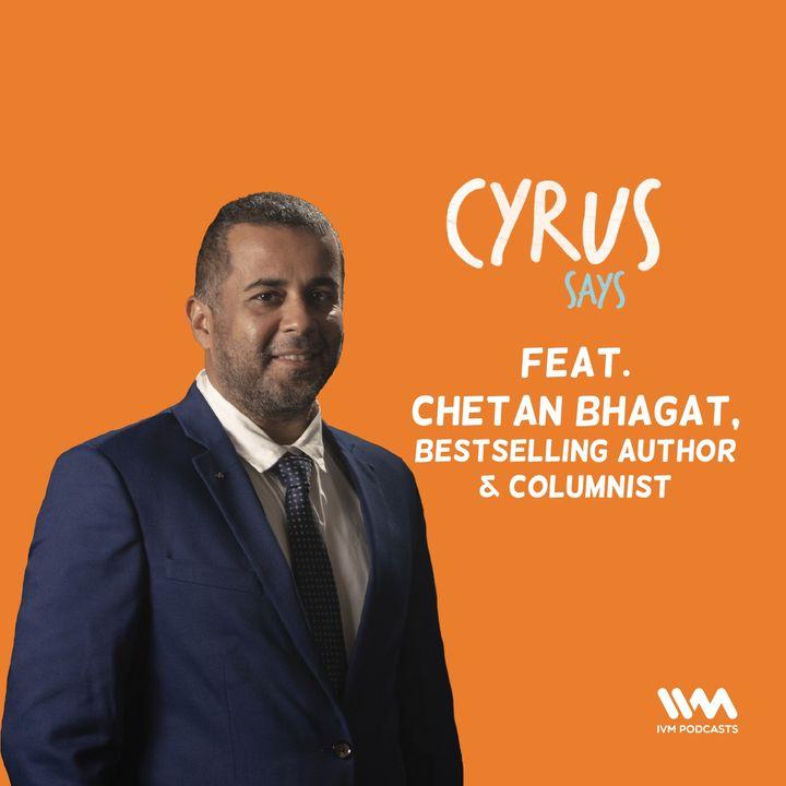 Ep. 559: feat. Chetan Bhagat Returns