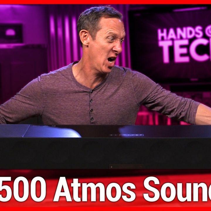 Hands-On Tech: Sennheiser AMBEO Soundbar Review