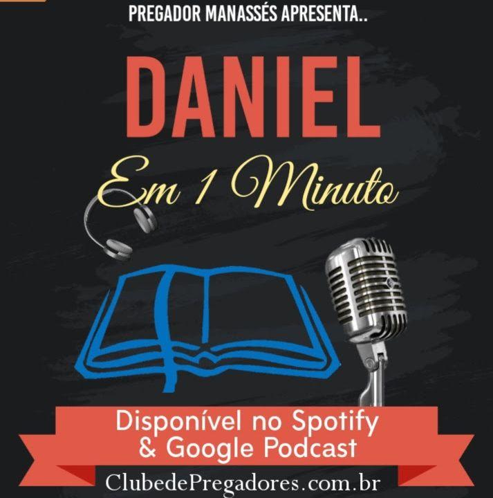 Bíblia em 1 Minuto - EP32 Daniel