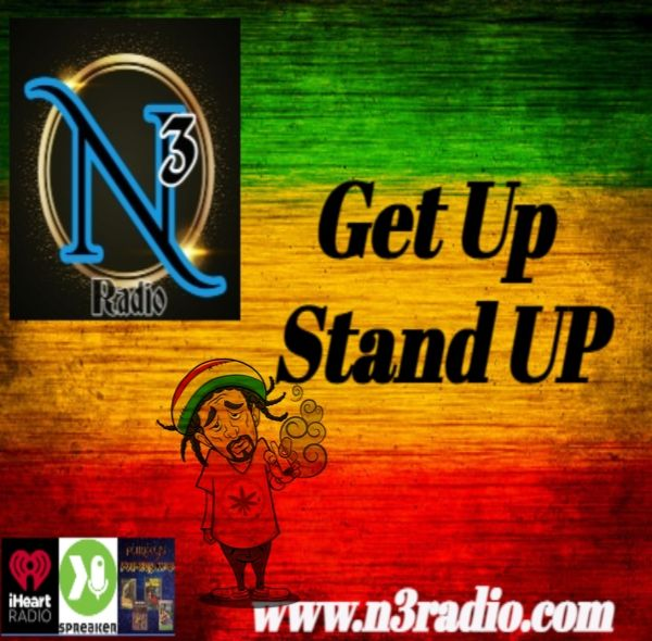 Get Up Stand Up with Robert June 8, 2021