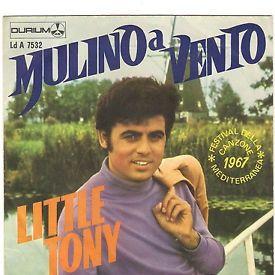 FracalcioeREALTA': Little Tony Mulino A Vento