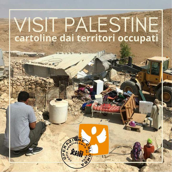 Visit Palestine: cartoline dai Territori Occupati