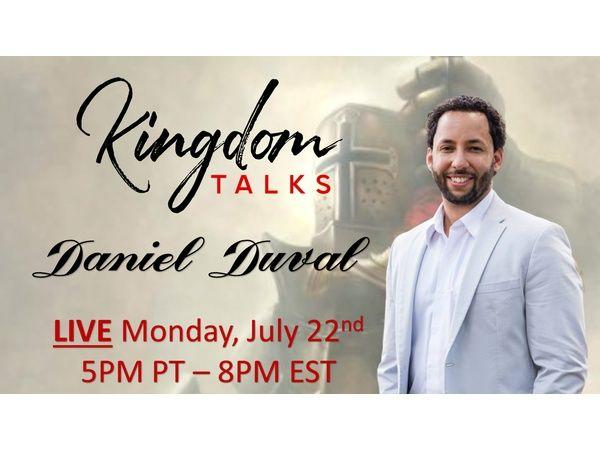 Dan Duval Gets Interviewed on Kingdom Talks