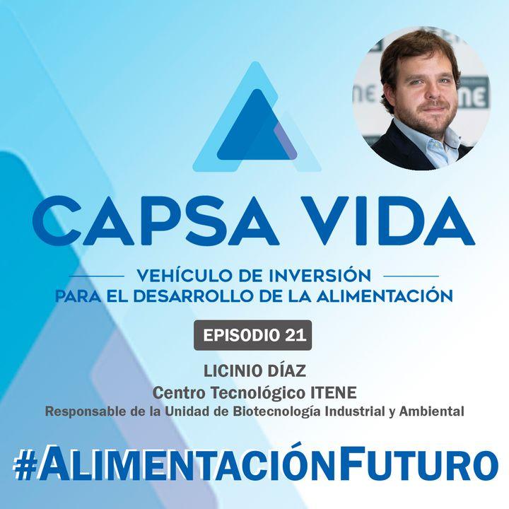 EPISODIO 21. Licinio Díaz, Unidad de Biotecnología Industrial y Ambiental en ITENE