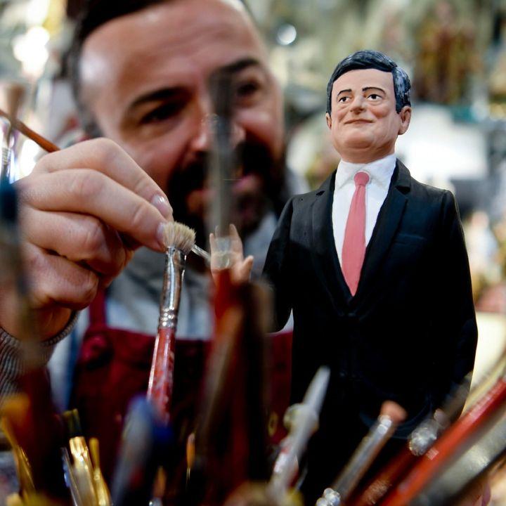 Draghi, miti e leggende del prossimo presidente del Consiglio