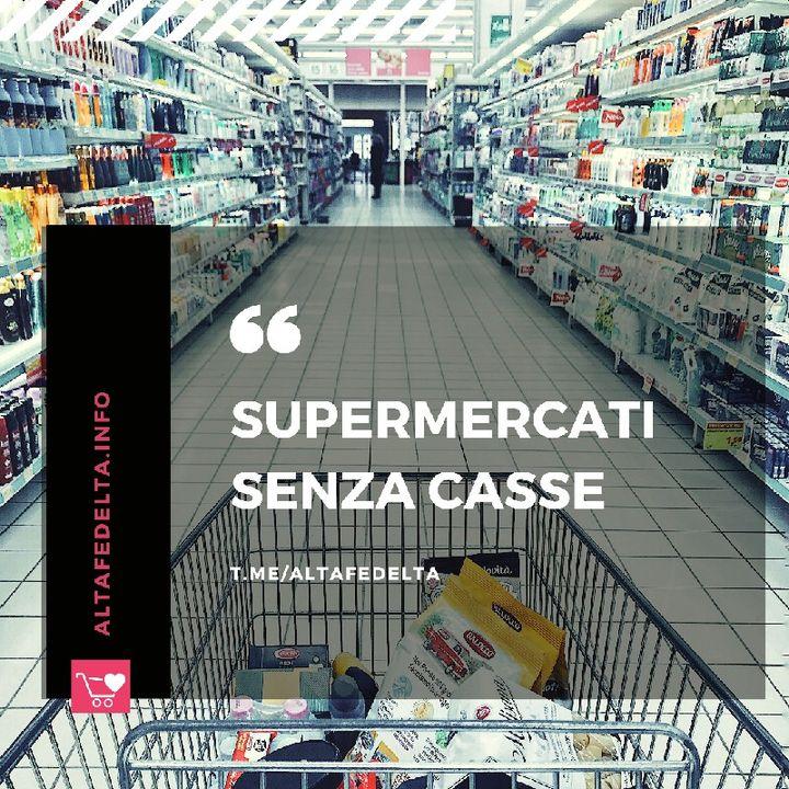 Supermercati Senza Casse