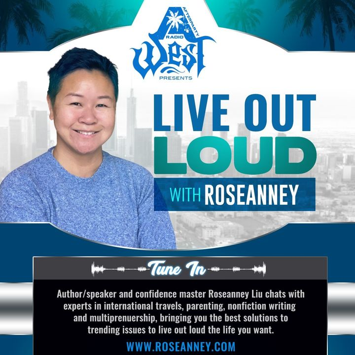 Live Out Loud with Roseanney