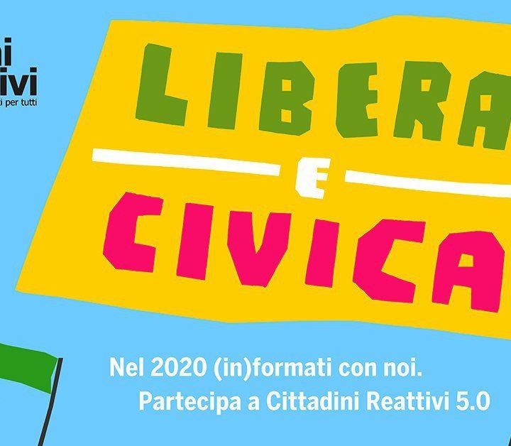 #Liberaecivica Ricomincio da Tre. 4 settembre