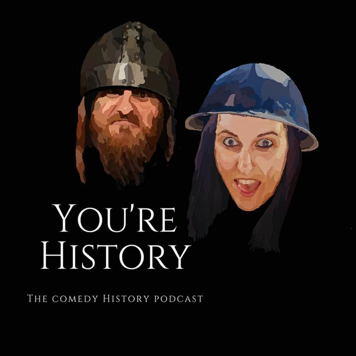 Episode 2 - You're History - Archaeological Finds