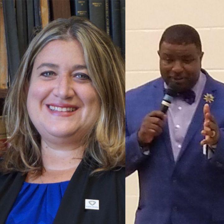 Episode 32-Mayor Jamael Tito Brown (Youngstown)/Erin Bishop (Health Commissioner)